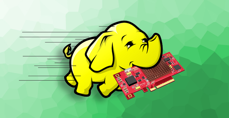 Integrating Hardware Accelerated Gzip Compression into Hadoop